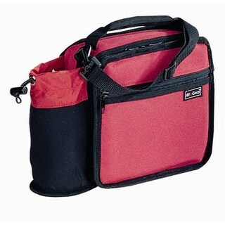amaro lunch bag with waterbottle holder