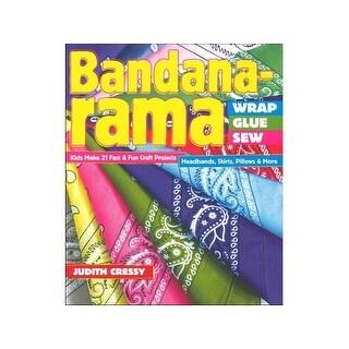 FunStitch Studio Bandana-rama Wrap Glue Sew Bk