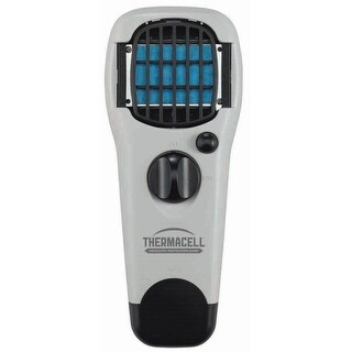 Thermacell Mosquito Repellent Outdoor and Camping Repeller Device (Gray) - MR-XJ