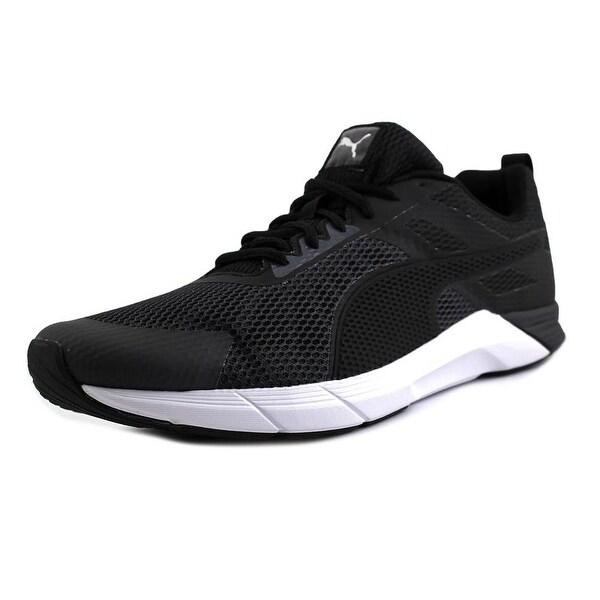 Puma Propel Men Asphalt-P Black-P White Running Shoes