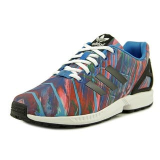 Adidas ZX FLUX J Round Toe Synthetic Sneakers|https://ak1.ostkcdn.com/images/products/is/images/direct/a26e7748d83aa3b55c5a59d9994cd135f7a779da/Adidas-ZX-FLUX-J-Youth-Round-Toe-Synthetic-Multi-Color-Sneakers.jpg?impolicy=medium