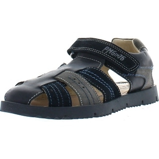Primigi Boys Hector Closed Toe Casual Leather Fisherman Sandals