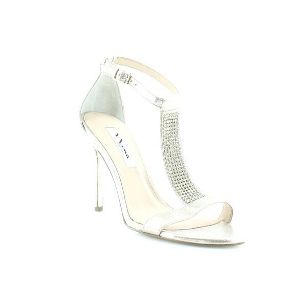 Nina Cabaret Women's Heels Taupe - 9