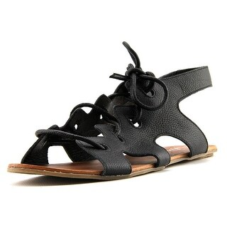 Coconuts By Matisse Quinta Open Toe Leather Gladiator Sandal