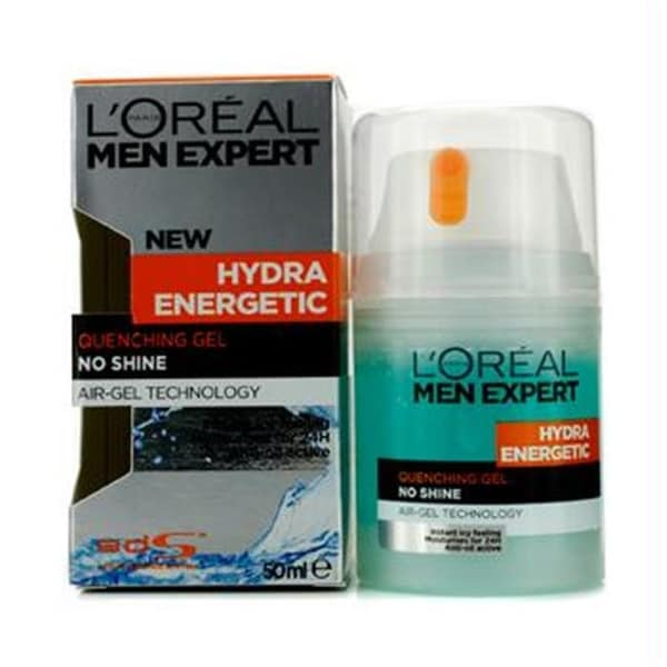 L'oreal 51121 Men Expert Hydra Energetic Quenching Gel - Pump -