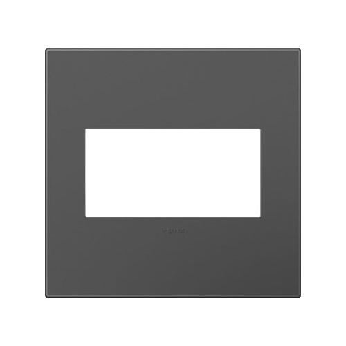 Legrand AWP2GMG4 2-Gang Wall Plate