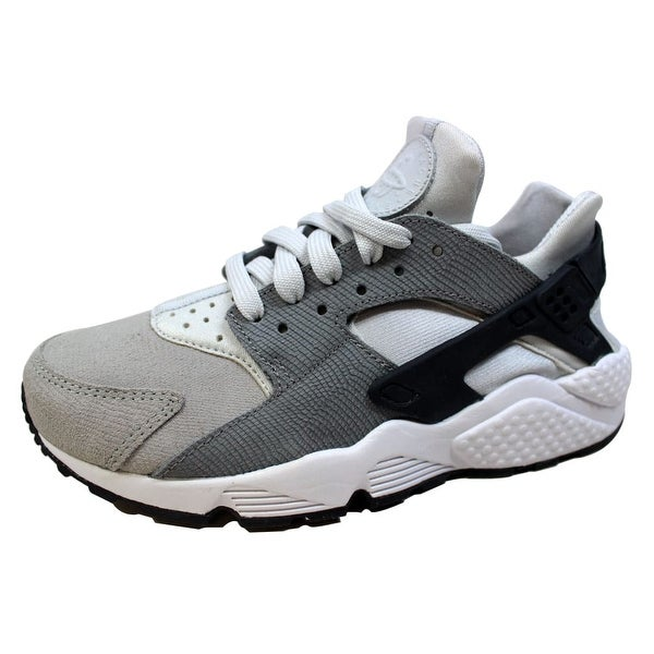 8cd877ab162f ... low price nike womenx27s air huarache run premium pure platinum cool  grey 262e8 a2dec