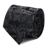Batman Comic Tie - Black