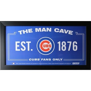 Chicago Cubs 10x20 Home Sweet Home Sign
