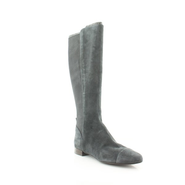 c13702adfe79 Shop Tory Burch Orsay Boot Women s Boots Gothem Gray - 8 - Free ...