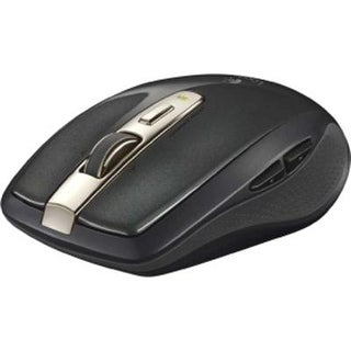 Logitech 910-003040 Anywhere Mouse Mx Ergonomic Fit Usb Laser Mouse, Brown