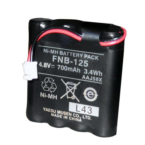 Standard Fnb-125 Battery For Hx100 - FNB-125