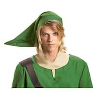 Link Adult Costume Hat - Green
