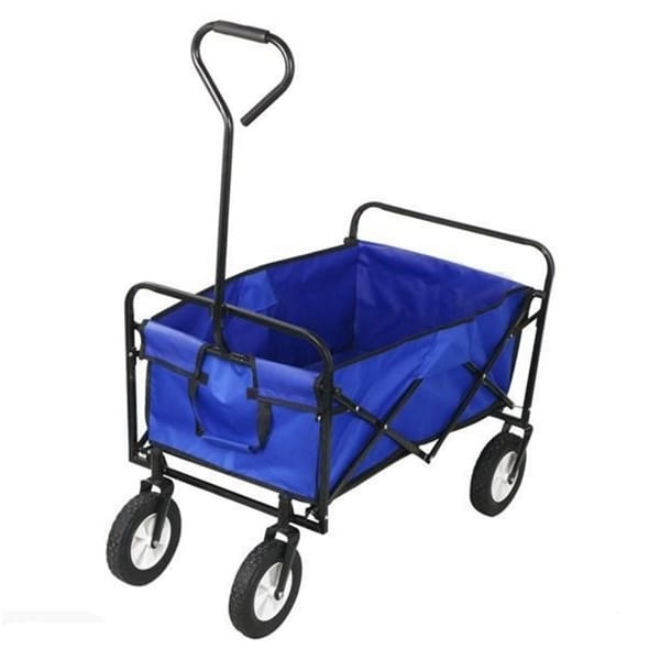 Collapsible Beach Wagon Camping Cart Supports up to 150kg