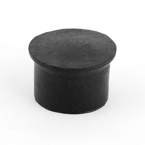 fe935aa9906 Shop Rubber Round Furniture Chair Table Bottom Protector Feet Leg End Tip  Cover Black - Free Shipping On Orders Over  45 - Overstock - 17651213