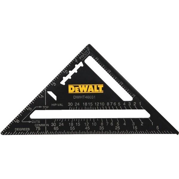 """DeWalt 7"""" Quick Square"""