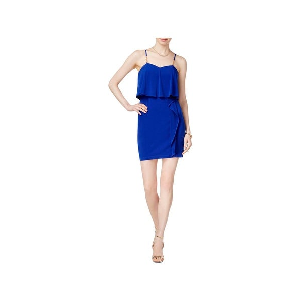 fbd730e8ff8e8 Shop Guess Womens Party Dress Special Occasion Mini - On Sale - Free  Shipping On Orders Over $45 - Overstock - 22832709