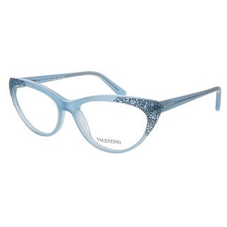 Valentino V2638 424 Blue Cat Eye Valentino Eyewear