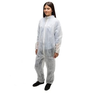 AMMEX CO35 Disposable Coveralls (Case of 25)|https://ak1.ostkcdn.com/images/products/is/images/direct/a282762d47a530d69b5213e17aeb5caca40329e0/AMMEX-CO35-Disposable-Coveralls-%28Case-of-25-units%29.jpg?impolicy=medium
