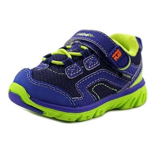 Stride Rite M2P Baby Jake W Round Toe Synthetic Sneakers
