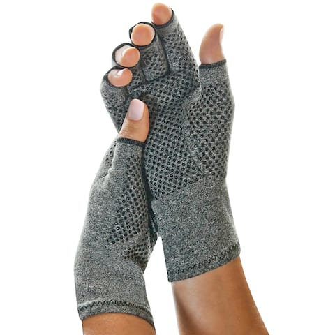 Brownmed IMAK Active Arthritis Pain Relief Compression Grip Gloves