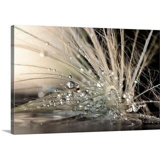 Maryam Zahirimehr Premium Thick-Wrap Canvas entitled Pearls
