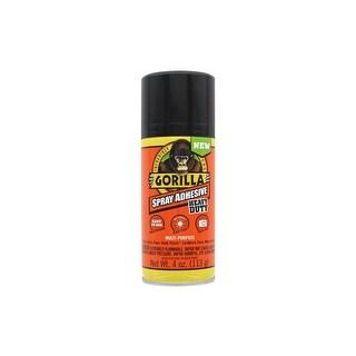 Gorilla Glue Spray Adhesive Heavy Duty 4oz