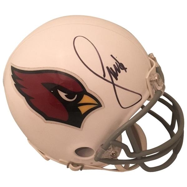 195bd01e Shop Larry Fitzgerald Autographed Arizona Cardinals Signed Football ...