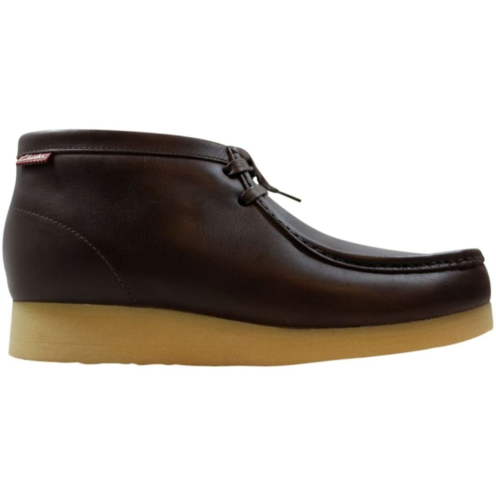 Clarks Stinson High Chocolate 26107660 Men/'s Size 8 Medium