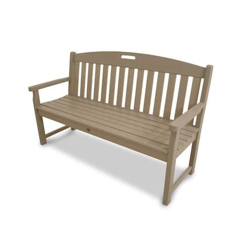 "Trex Outdoor Furniture Yacht Club 60"" Bench"