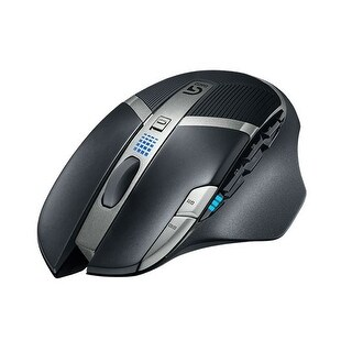 Logitech 910-003820 G602 Wireless Gaming Mouse with 250 Hour Battery Life