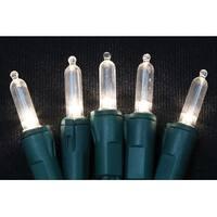 Celebrations 7001088S-18AC Mini LED Light String, White , 25.5'