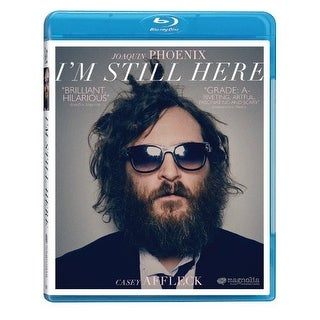 I'm Still Here-Lost Year of Joaquin Phoenix [BLU-RAY]