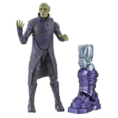Marvel Captain Marvel 6-Inch Legends Talos Skrull Figure