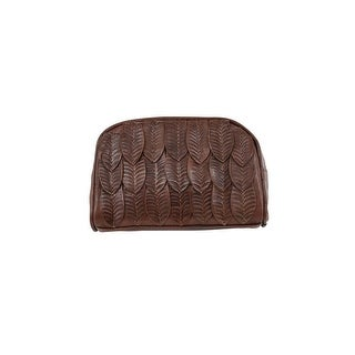 Link to American West Western Cosmetic Case Womens Freedom Chestnut - Chestnut Brown Similar Items in Travel Accessories