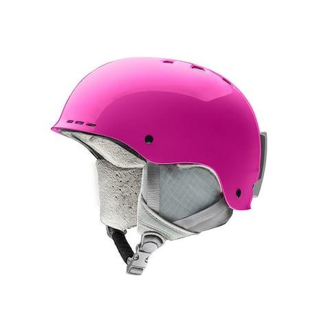 Smith Optics Holt Jr Snow Helmet (Magenta/Youth Small) - Magenta