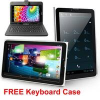 Indigi® 7inch Factory Unlocked 3G SmartPhone 2-in-1 Phablet Android 4.4 KitKat Tablet PC w/ KeyCase included