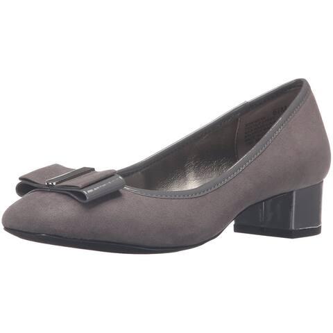 852ca2b805e9 Buy Grey Bandolino Women s Heels Online at Overstock.com