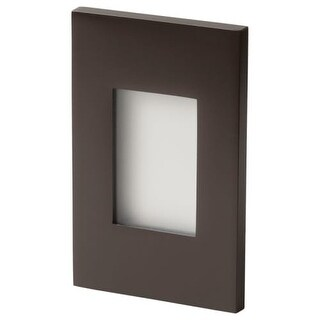 Ambiance Lighting Systems 93496S Vitra 277V Single Light Vertical LED Outdoor St (3 options available)