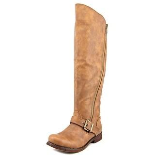 Carlos by Carlos Santana Gramercy Women Cognac Boots