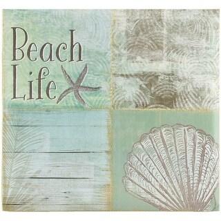 "MBI Expressions Post Bound Album 12""x12""-Beach Life - beach life"