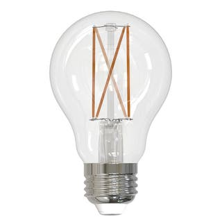 Bulbrite Pack of (2) Dimmable A19 Medium (E26) LED Incandescent Bulb