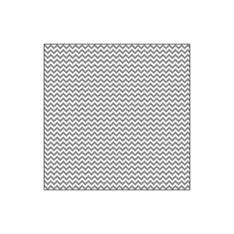4091 doodlebug paper 12x12 sugar coated chvrn mtlc slvr