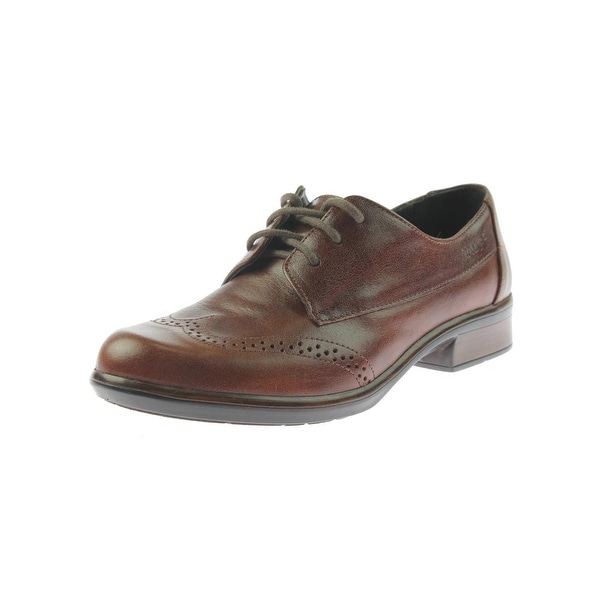 Naot Womens Lako Oxfords Leather Wingtip - 5 medium (b,m)
