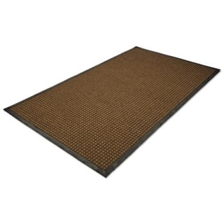 Millennium Mat Company WG030514 WaterGuard Indoor & Outdoor Scraper Mat 36 x 60 in. Brown