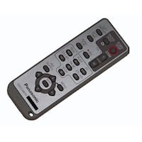 OEM Panasonic Remote Control Originally Shipped With: PV-GS320, PVGS320