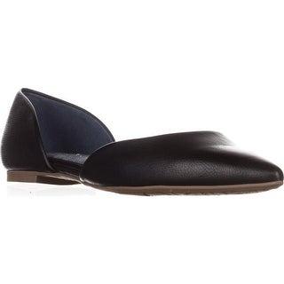Dr. Scholls Svetlana D'Orsay Ballet Flats, Black