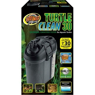 Turtle Clean External Canister Filter