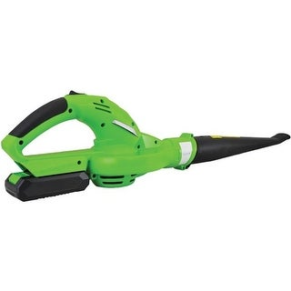 Serene-Life PSLHTM32 Electric Leaf Blower, Green