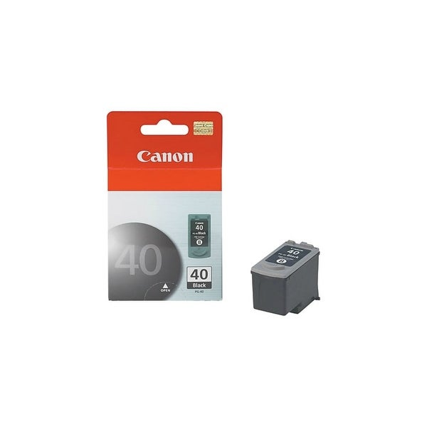 Canon PG-40 Ink Cartridge - Black PG-40 Ink Cartridge-Black